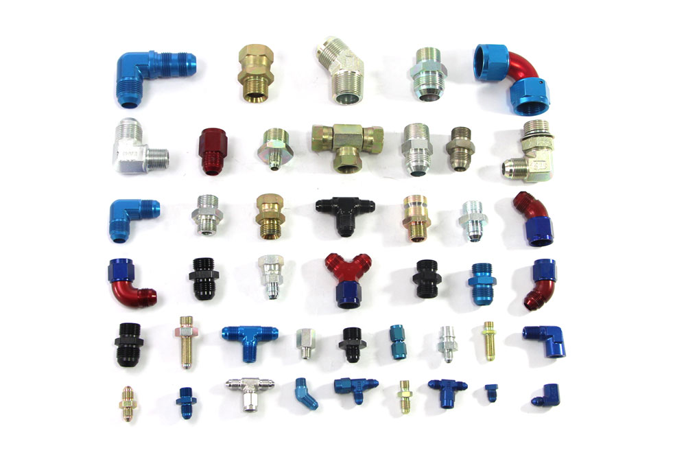 Threaded Adapters Range